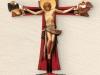 Crocifisso di Mario Caffaro Rore