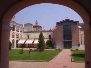 La chiesa della SS. Annunziata che c'è nella comunità di Montanaro