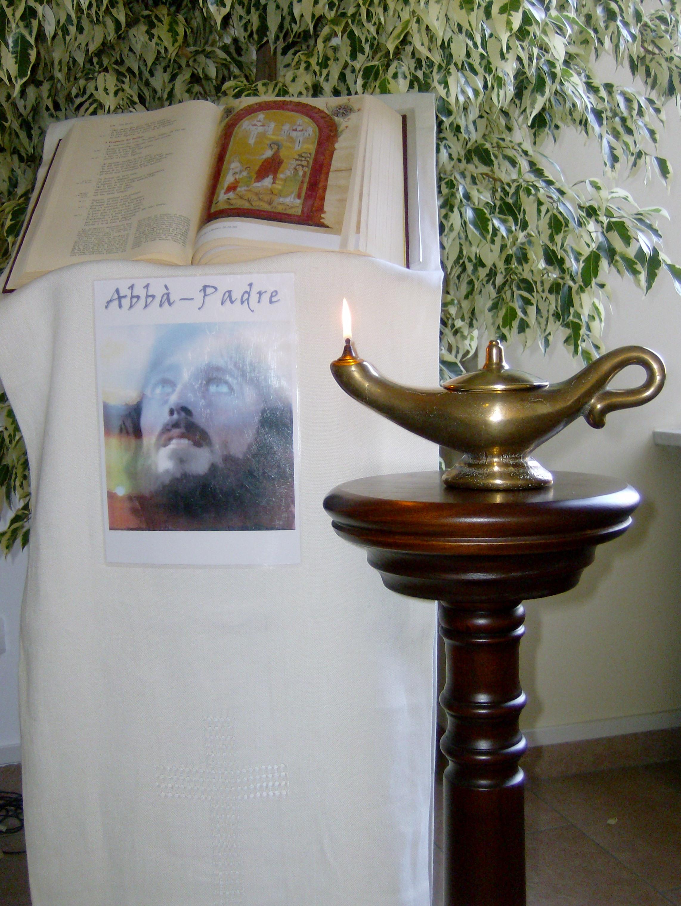 La preghiera del padre nostro suore di montanaro - Stampabile la preghiera del signore ...